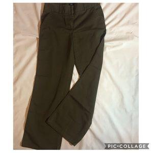 J.Crew Casual Career Pants Trousers - 6 regular